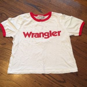 Wrangler by Urban Outfitters Crop Top